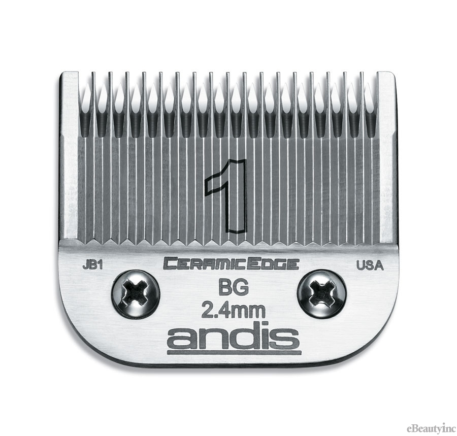 Andis Ceramic Edge Clipper Blade #1 Fit Oster 76 A5 - 64465