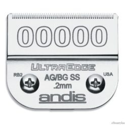 Andis UltraEdge Detachable Clipper Blade #00000SS Fit Oster 76 A5 - 64740