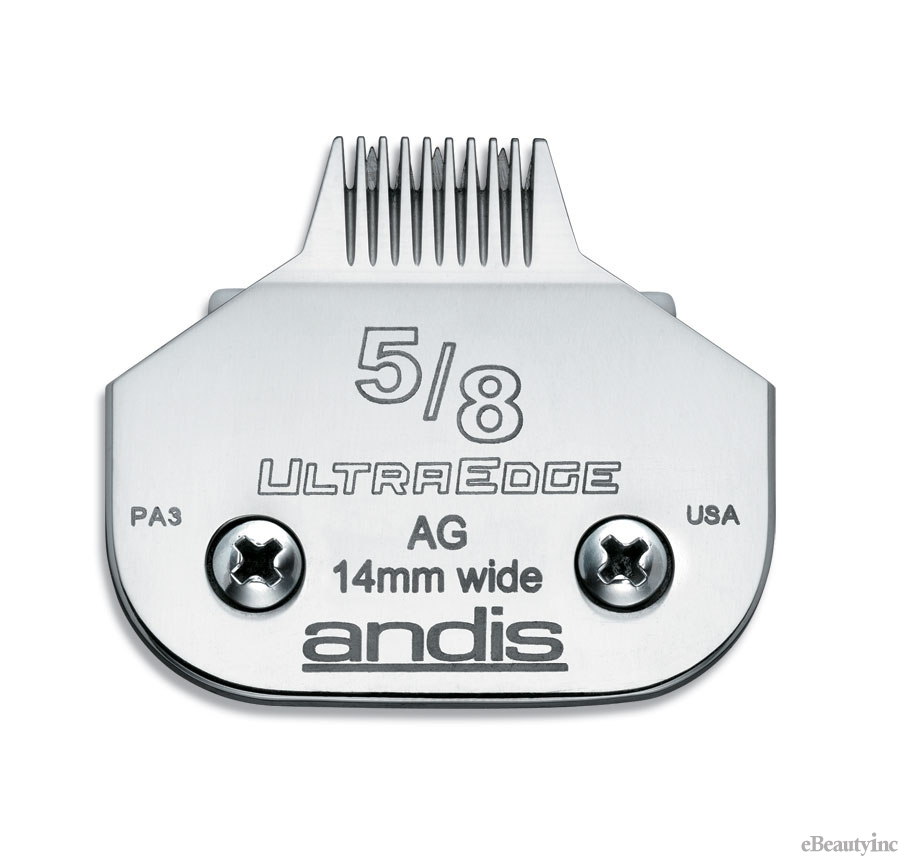 "Image of Andis UltraEdge Clipper Blade #5/8"" WIDE Fit Oster 76 A5 - 64960"