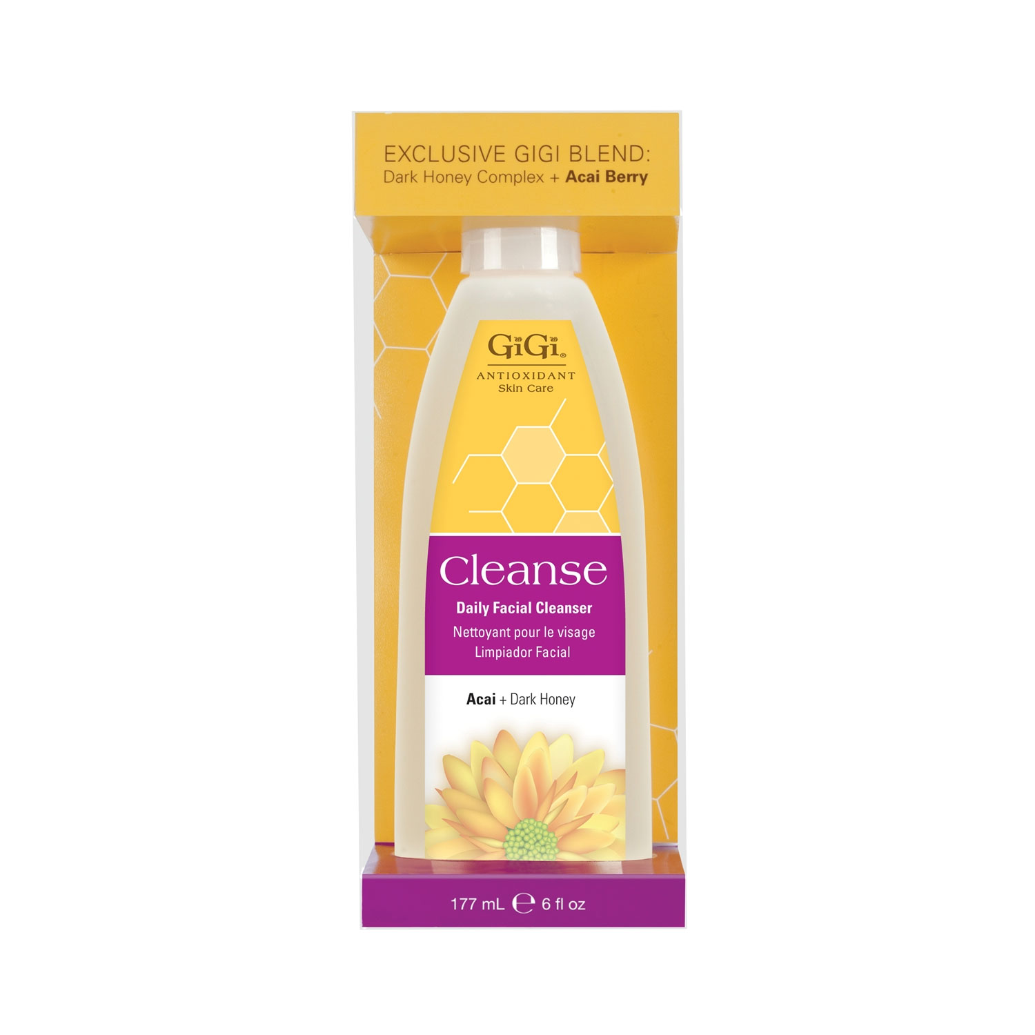 Image of GiGi Cleanse Daily Facial Cleanser 6fl. oz