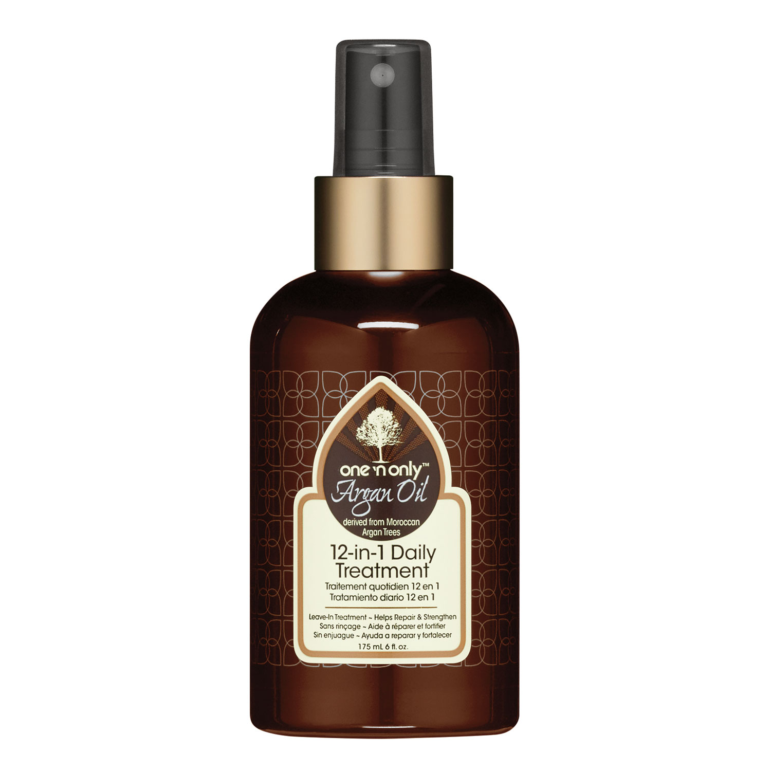Image of One n Only Argan Oil 12-in-1 Daily Treatment - 6oz