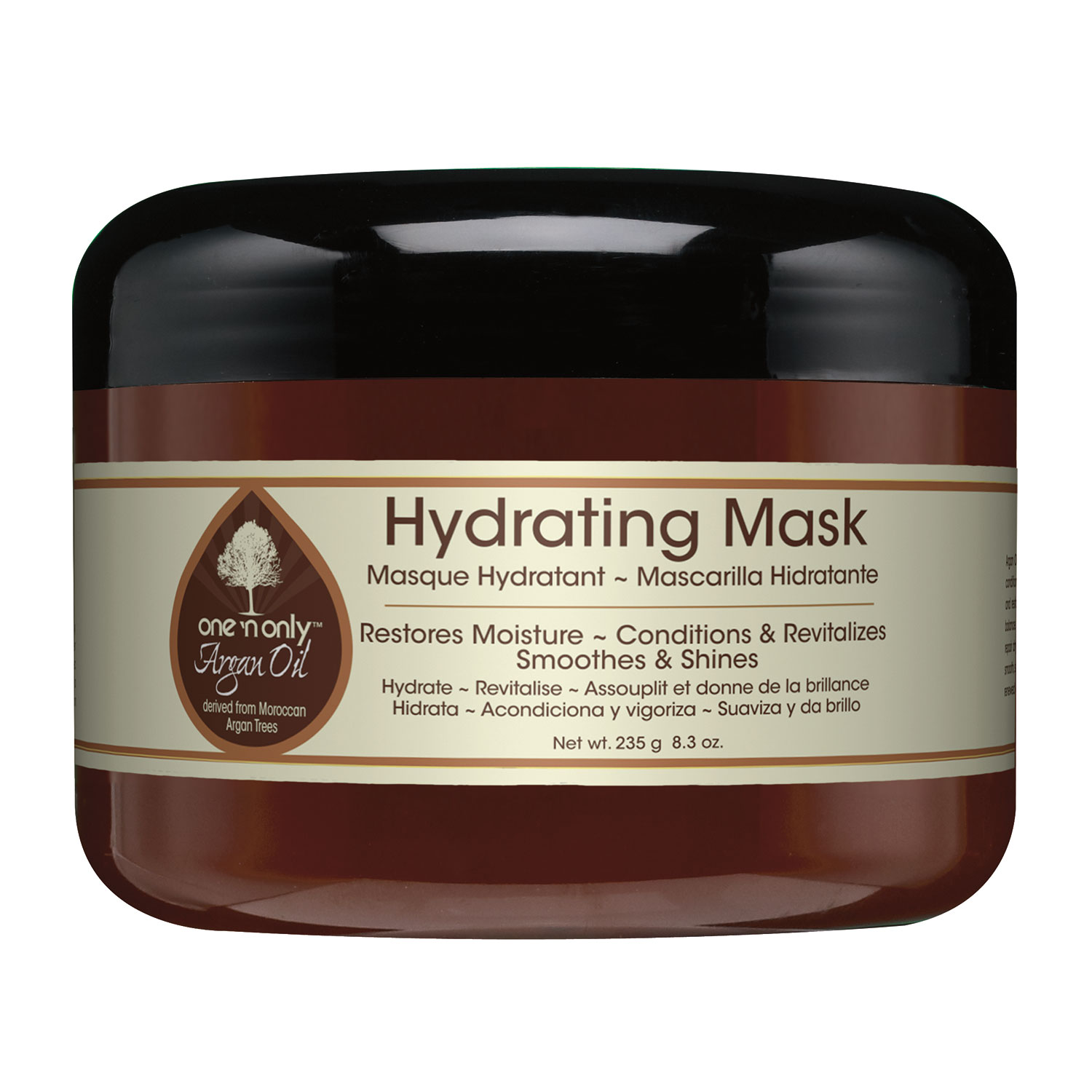 Image of One n Only Argan Oil Hydrating Mask - 8oz