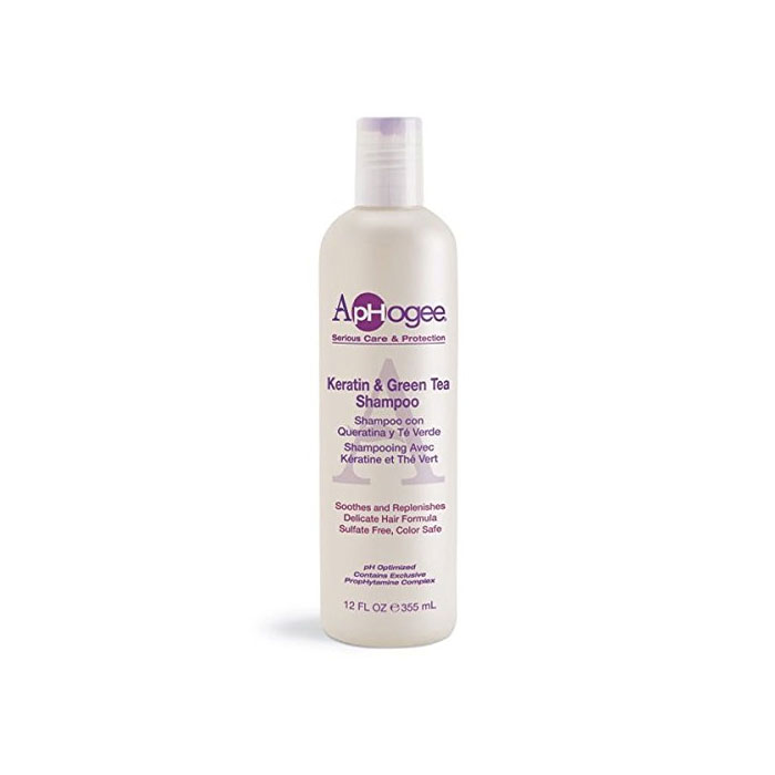 Image of Aphogee Keratin and Green Tea Shampoo - 8oz