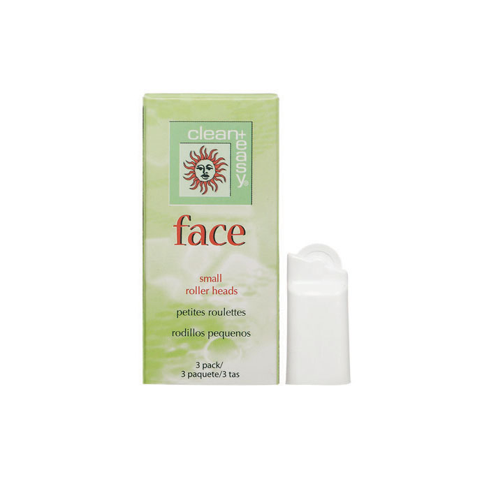 Image of Clean+Easy Small Face Roller Head #3pk