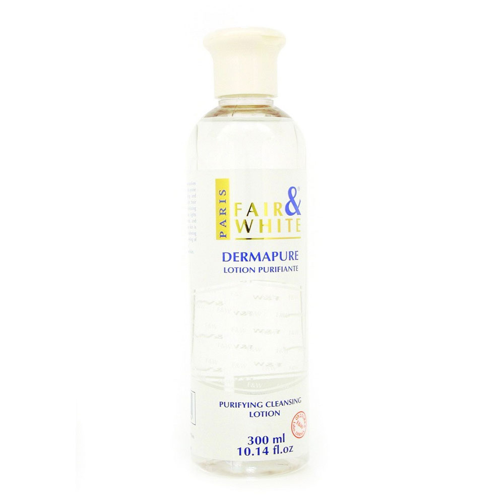 Image of Fair & White Original Dermapure Toner - 300ml