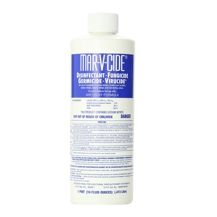 Image of Marvy Mar V Cide Disinfectant -16oz
