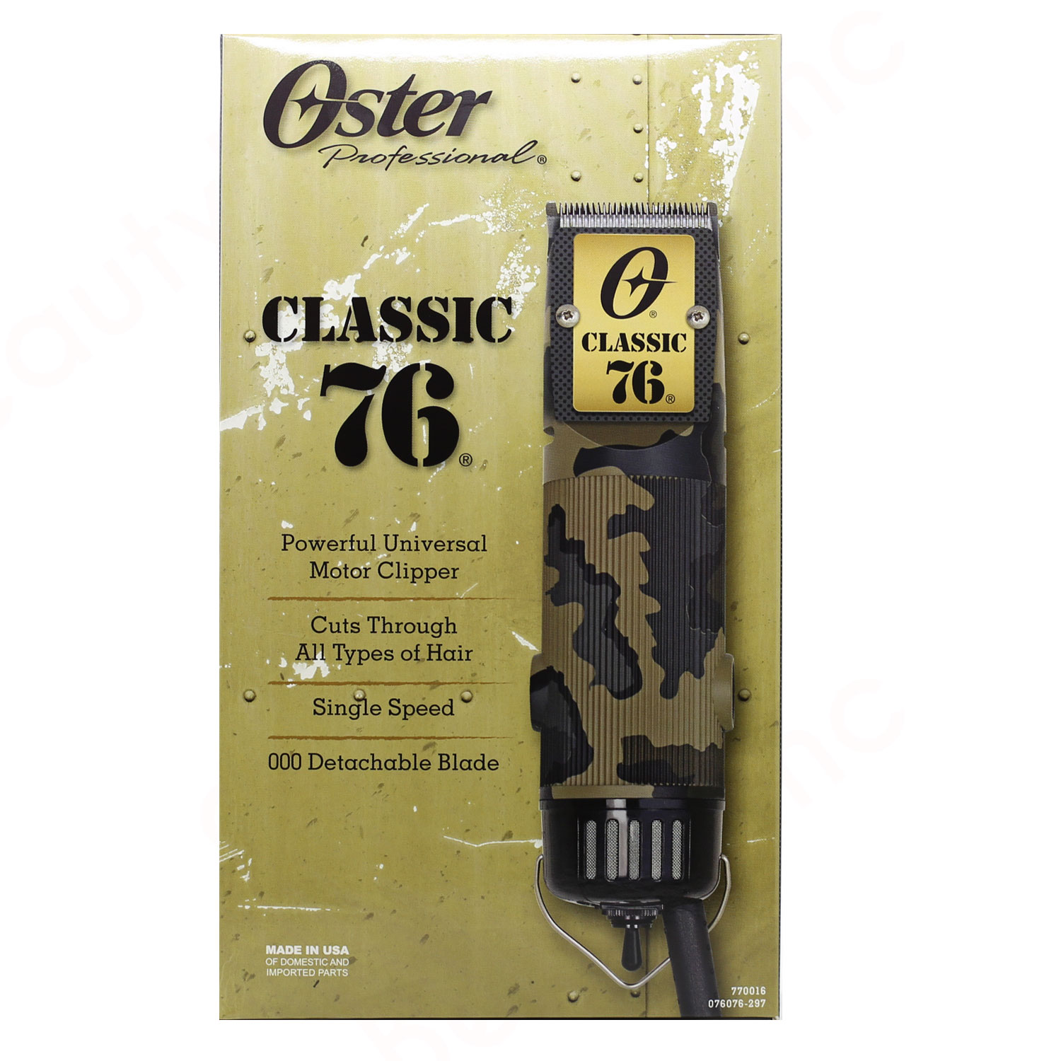 Image of Oster Heritage Classic 76 Limited Edition Hair Clipper